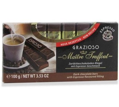 Chocolate Dark Grazioso 100 grs
